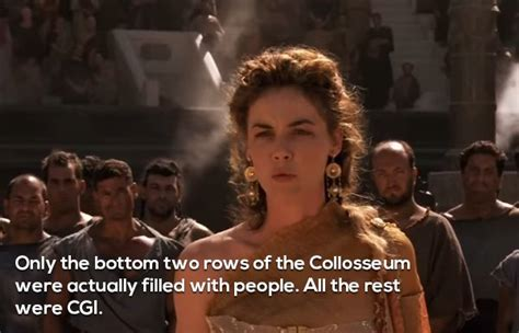 gladiator film trivia gladiator facts to get your day going thechive