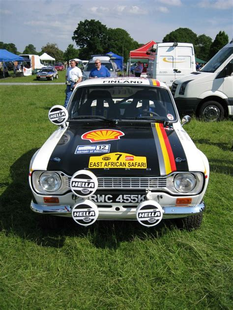 Rally Autos 1970 by Worl Cup Rally 1970 Safari Rally Ford Escort Mk1 At