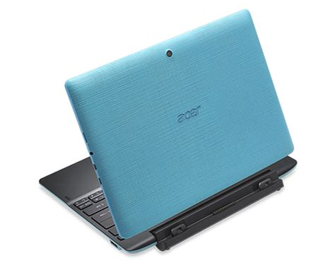 Acer Notebook 10e Sw3013 Blue by Acer Aspire Switch 10 E Peacock Blue