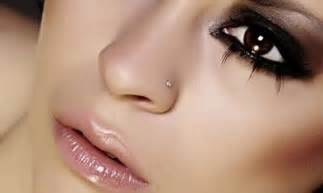 Nose Piercing So I Kinda Want A Nose Piercing Prettytrippy