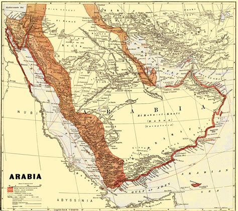 middle east map circa 1900 index of genealogy history maps middle east