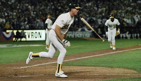 mark mcgwire swing baseball the last refuge for childhood idealism evil
