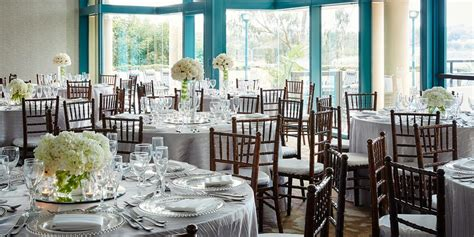 bridal shower venues newport ca newport marriott bayview weddings