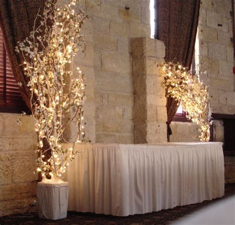 Wedding Gift Table by Wedding Gift Table Cool Lights Wedding Ideas