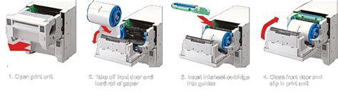 Photoprinter Mitsubishi Cp D707dw Media Ck D746 Ck D757