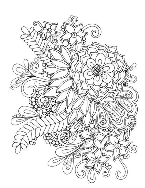Henna Coloring Pages Adult Sketch Coloring Page Henna Coloring Pages
