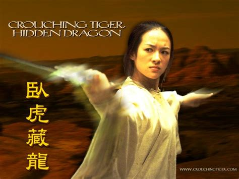 couching tiger hidden dragon crouching tiger hidden dragon