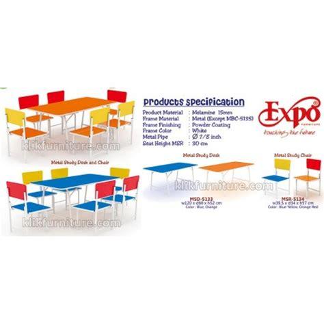 Kursi Anak Tk kursi meja anak playgroup tk expo diskon sale