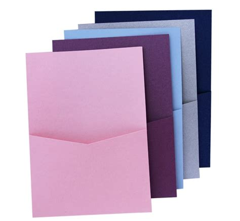 cards and pockets templates pocket invitation 5x7 panel pocket cards pockets