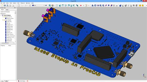 Home Design 3d Export To Cad by Kicad Stepup Download Sourceforge Net