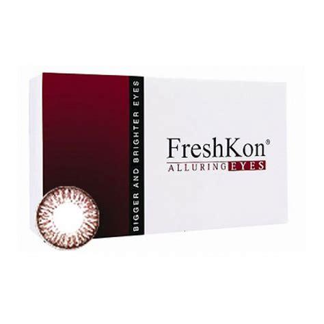 Softlens Soflens Soflen Freshkon Alluring Winsome Brown buy freshkon alluring colors lens