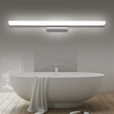 Waterproof Bathroom Light by Bright Modern 36 Led Mirror Front Wall L Make Up