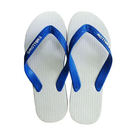 Toko Leony Sandal Jepit Swalow jual classic d 05 biru sandal jepit harga