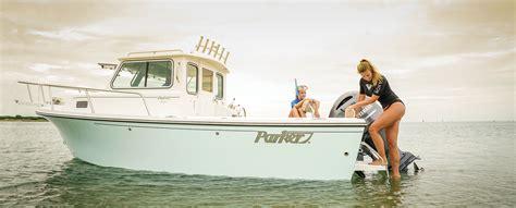 Bowed Window 2120 sc parker boats