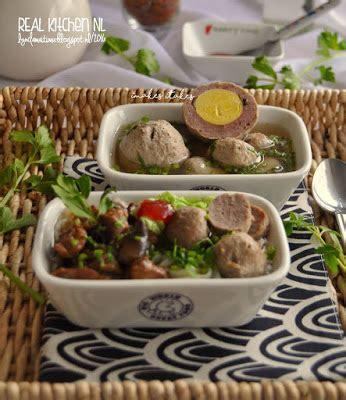 Baso Panghegar Baso Mix Urat real kitchen nl baso urat beef meatballs