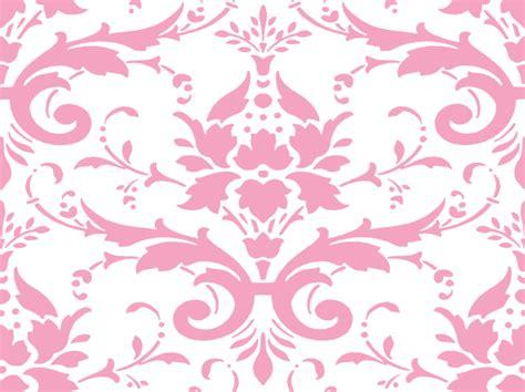 pink pattern background png pink damask giant background clip art at clker com