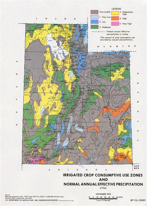utah time zone utah deq topics irrigation zone map
