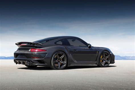 porsche 911 stinger 2015 porsche 911 turbo s stinger gtr carbon edition by