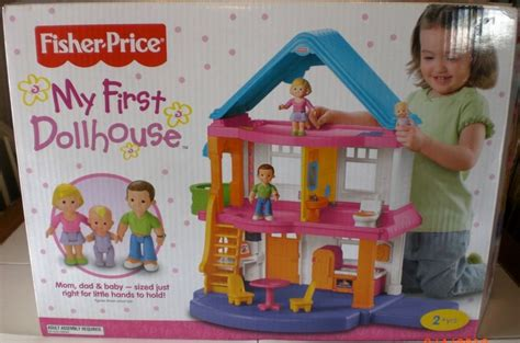 fisher price loving family dollhouse new my