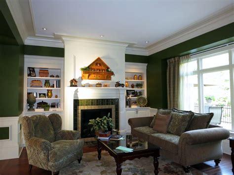 Traditional Green Living Room Living Room Designsclassic Living Room