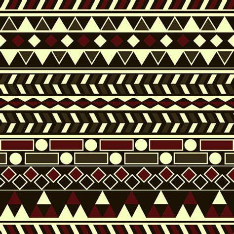 tribal pattern svg tribal pattern seamless borders vector free vector in