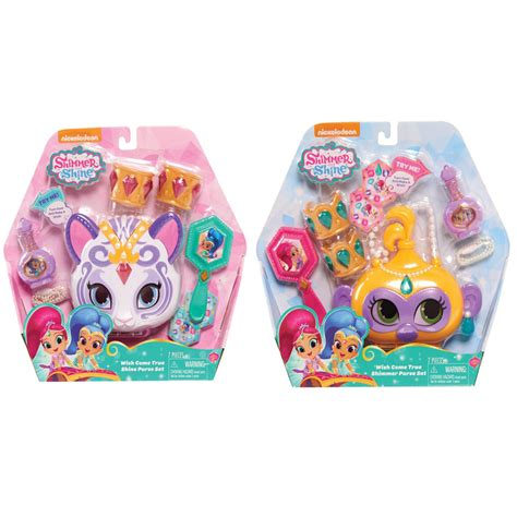 Animal Bags Genic purse set from shimmer shine wwsm