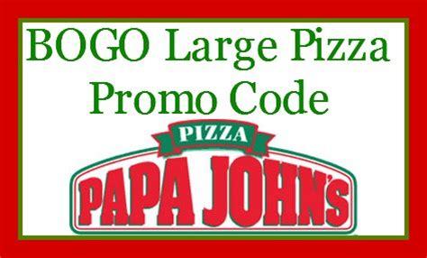 papa john s discount vouchers papa johns codes coupon codes blog