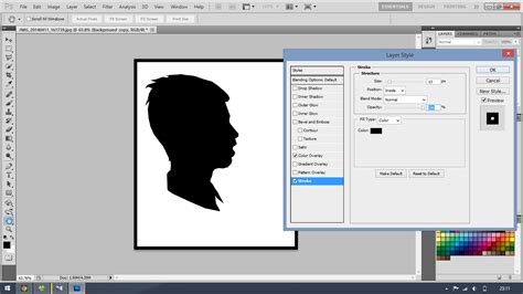 tutorial membuat video foto cara membuat foto siluet dengan photoshop