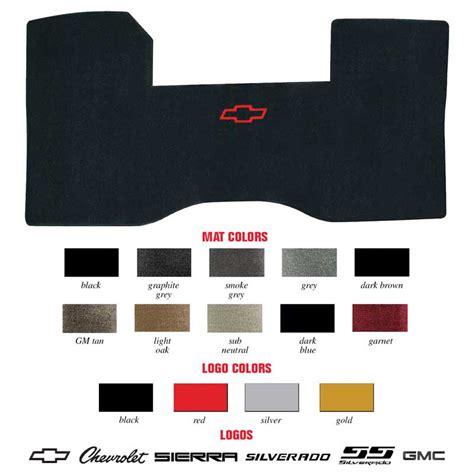 1 Floor Mat 1969 C10 Carpet - 1969 gm truck parts interior soft goods carpet floor