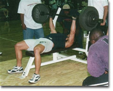 chris confessore bench press how much ya bench