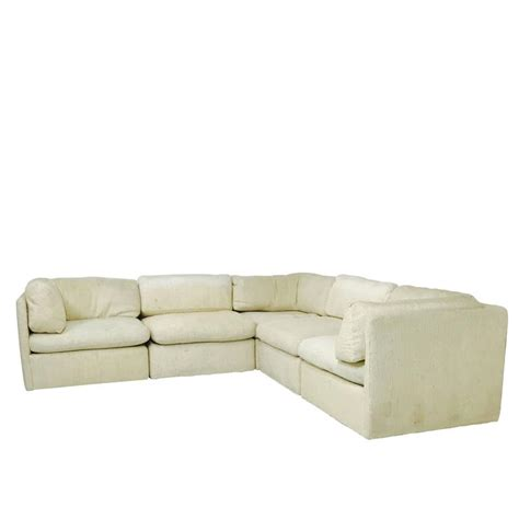 sectional modular sofa milo baughman modular sectional sofa for thayer coggin at