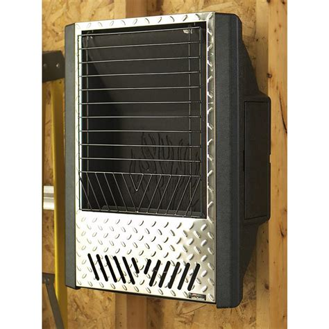 Gas Garage Heaters by Solar Fusion Vent Free Heater Gas 162593