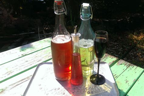 Kitchen Experiments With Vinegar Living Lifewise Kitchen Experiments With Flavored Vinegar