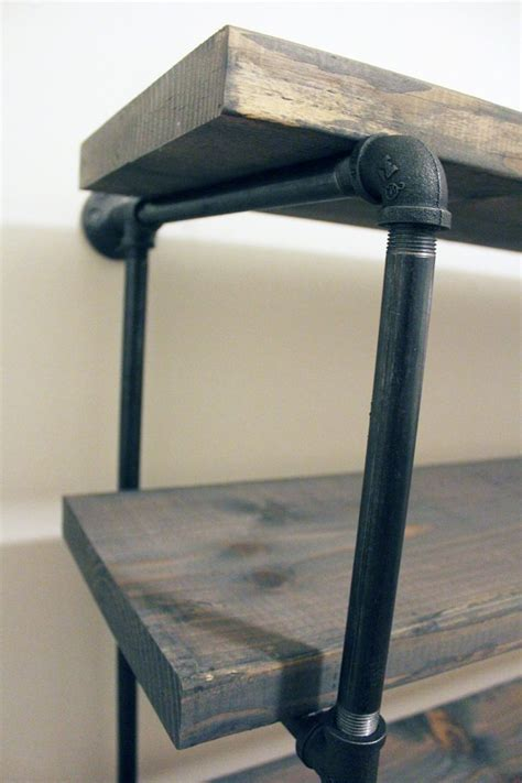 Make Your Own Shelf Brackets by 17 Images About Diy Plumbing Pipe Scaffolding In