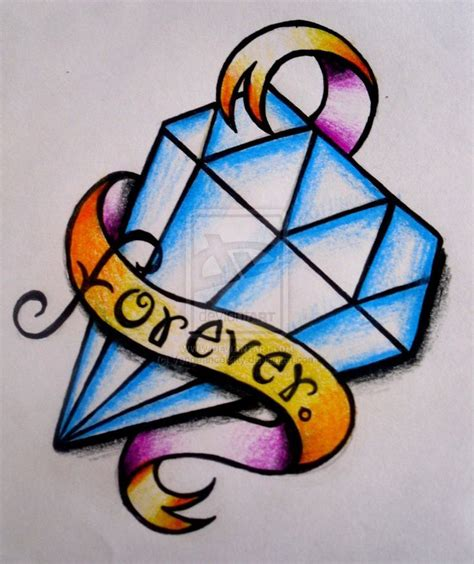 tattoo diamond drawing diamond tattoo drawing art pinterest tattoo drawings