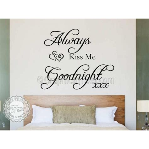 always me goodnight wall stickers always me goodnight wall decal black 28 images always