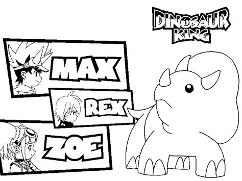 coloring pages of dinosaur king dinosaur king coloring pages az coloring pages