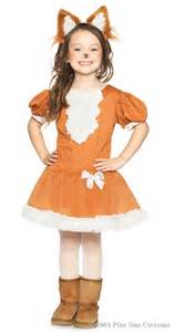 feisty fox child costume animals and insects in stock about costume shop