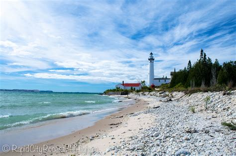 How To Light Firewood South Manitou Island Lighthouse Michigan In Pictures