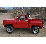 Chevrolet Stepside Extended Cab Lifted Car Pictures