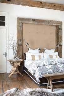 Rustic Chic Bedroom Ideas 65 Cozy Rustic Bedroom Design Ideas Digsdigs