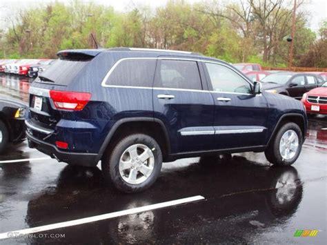 light blue jeep 2012 true blue pearl jeep grand cherokee limited 4x4