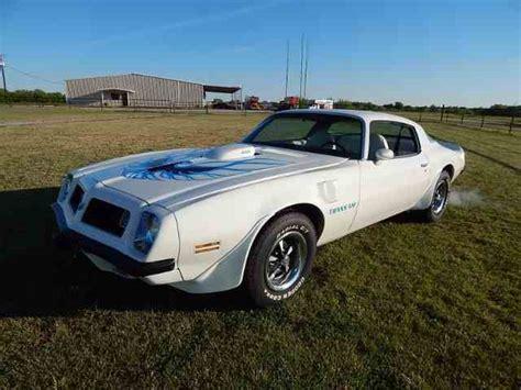 1975 Pontiac Trans Am by 1975 Pontiac Firebird Trans Am For Sale