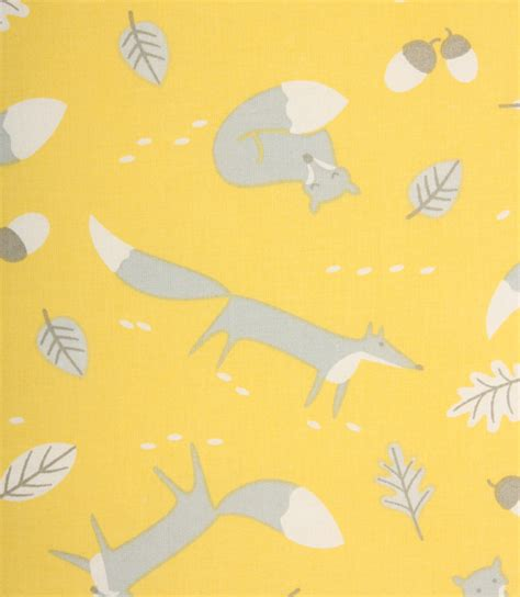 yellow upholstery fabric uk mr fox fabric yellow just fabrics