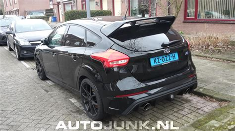 Ford Forcus Rs by Ford Focus Rs Taxi Foto S 187 Autojunk Nl 189714