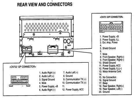chrysler car stereo wiring diagram wiring forums
