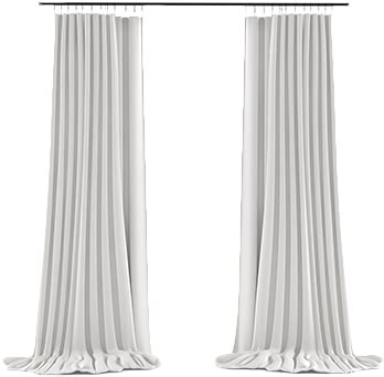 transparent curtains online white curtain png