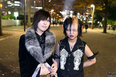 Kaos The Gazette The Gazette Band Tshirt 6 the gazette visual kei fan fashion in tokyo 13 tokyo fashion news