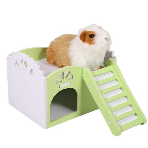 how to make a guinea pig bed house bed cage nest for small animal pet hamster hedgehog
