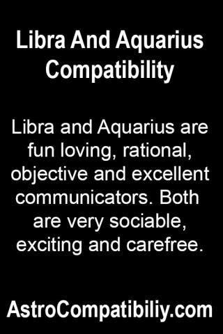 libra and aquarius are fun loving zodiak match maker